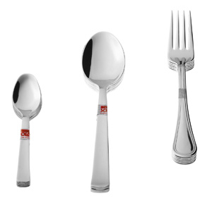 Economical cutlery series